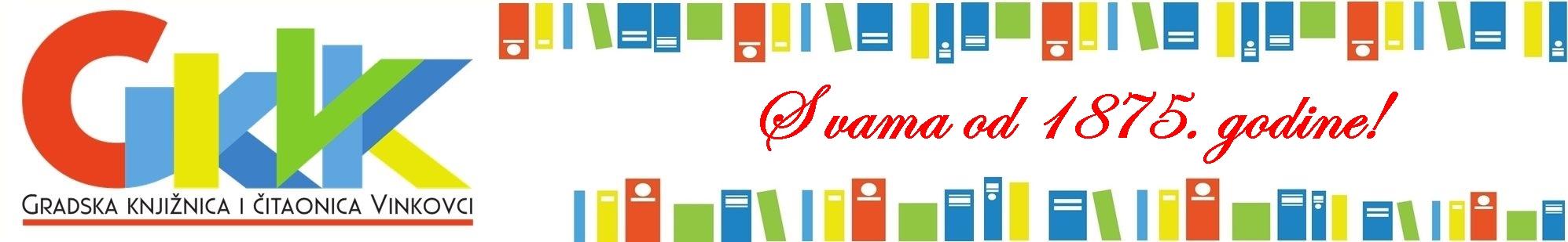 Gradska knjižnica i čitaonica Vinkovci